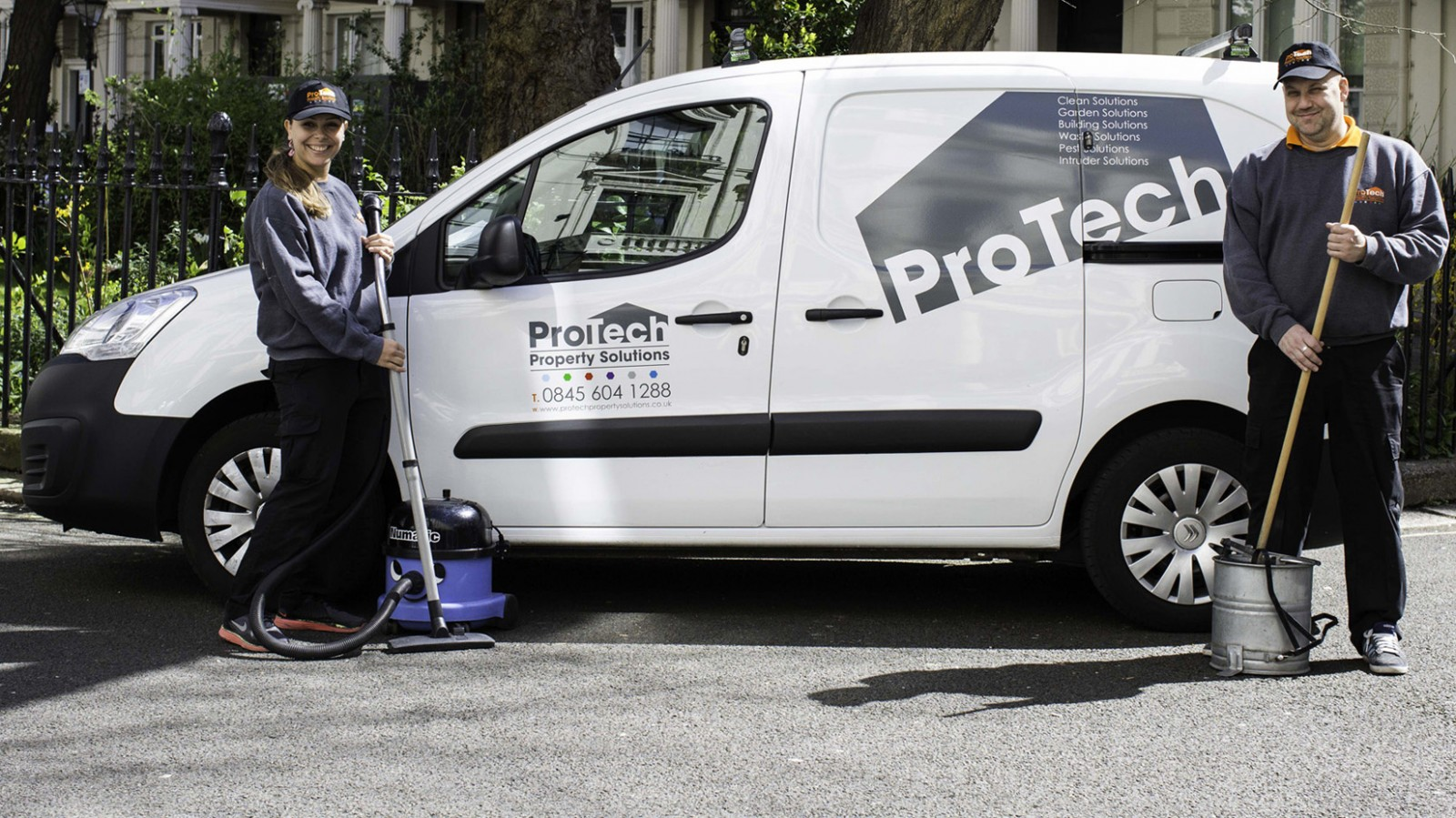 Contract Cleaning Costs