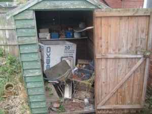 Shed Clearance