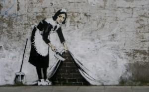 graffiti art or vandalism