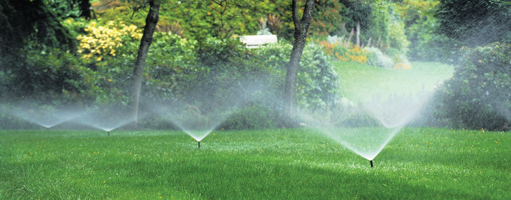 lawn care water irrigation