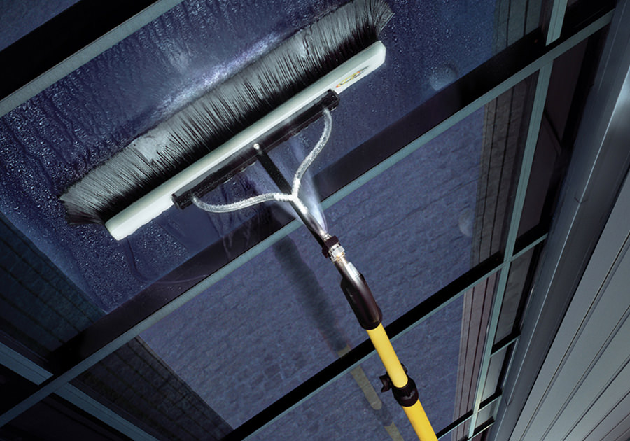 window cleaning pole system benefits
