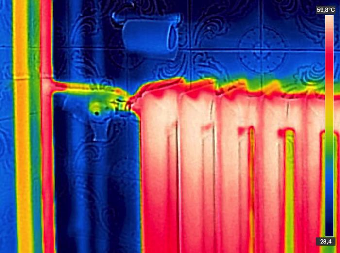 plumbing thermal imaging