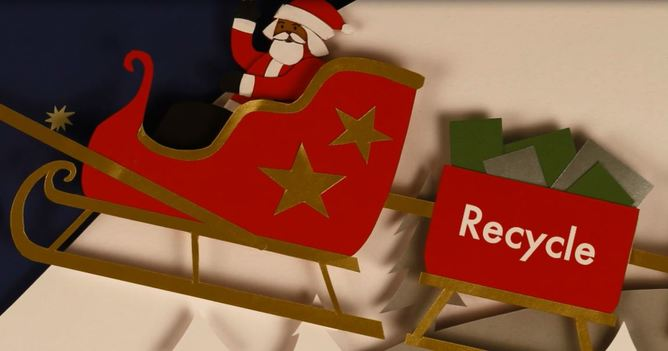 Recycling Christmas Waste Guide