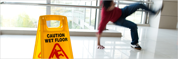 Slips and Trips: Prevention Tips